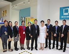 参加第三十八届中国(广州)国际家具博览会顺利落幕